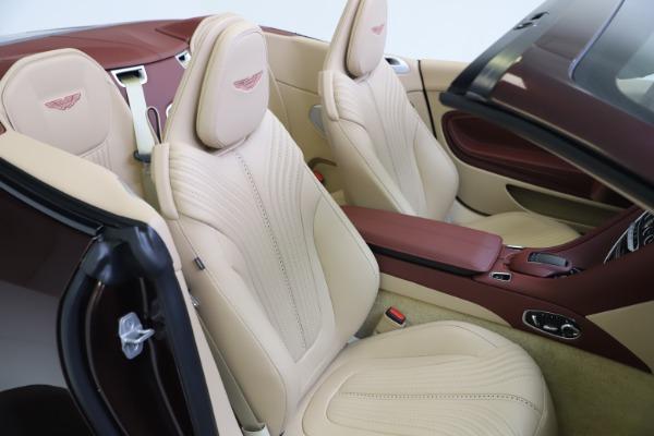 Used 2020 Aston Martin DB11 Volante for sale Sold at Maserati of Greenwich in Greenwich CT 06830 26