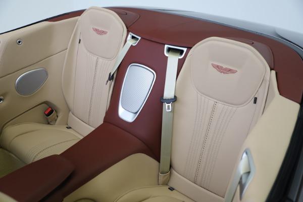 Used 2020 Aston Martin DB11 Volante for sale Sold at Maserati of Greenwich in Greenwich CT 06830 28