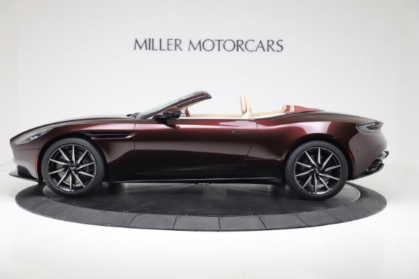 Used 2020 Aston Martin DB11 Volante Convertible for sale $223,900 at Maserati of Greenwich in Greenwich CT 06830 3
