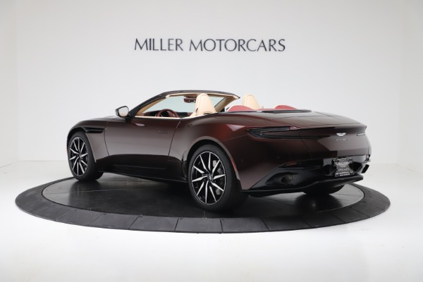 Used 2020 Aston Martin DB11 Volante Convertible for sale $223,900 at Maserati of Greenwich in Greenwich CT 06830 4