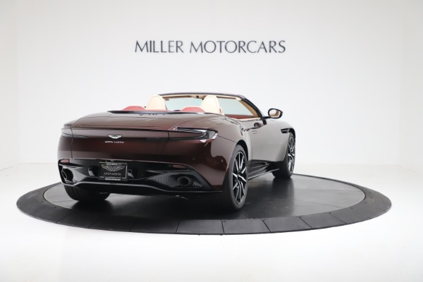 Used 2020 Aston Martin DB11 Volante Convertible for sale $223,900 at Maserati of Greenwich in Greenwich CT 06830 6