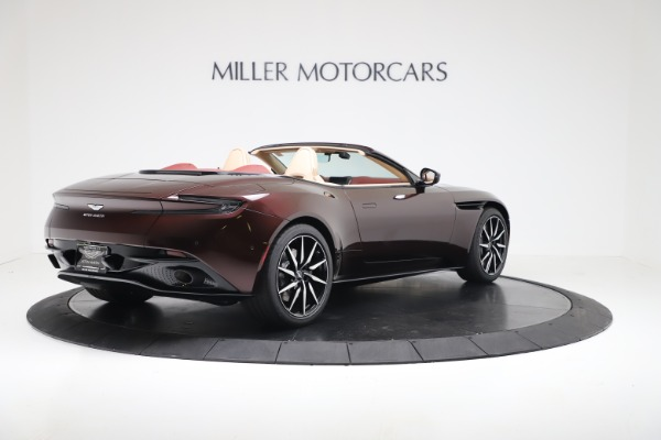 Used 2020 Aston Martin DB11 Volante Convertible for sale $223,900 at Maserati of Greenwich in Greenwich CT 06830 7