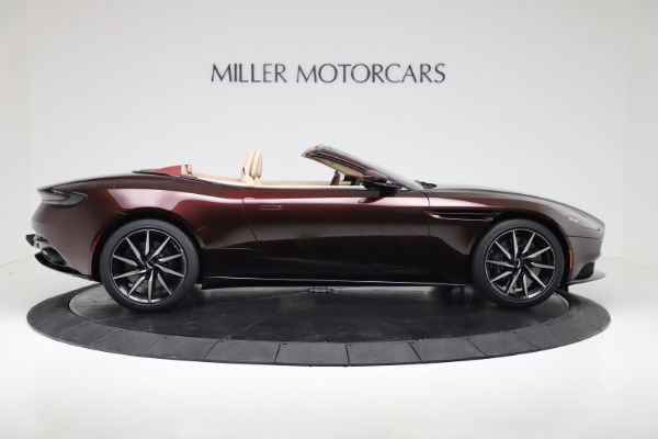 Used 2020 Aston Martin DB11 Volante Convertible for sale $223,900 at Maserati of Greenwich in Greenwich CT 06830 8