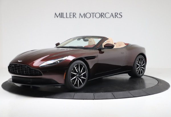 Used 2020 Aston Martin DB11 Volante for sale Sold at Maserati of Greenwich in Greenwich CT 06830 1