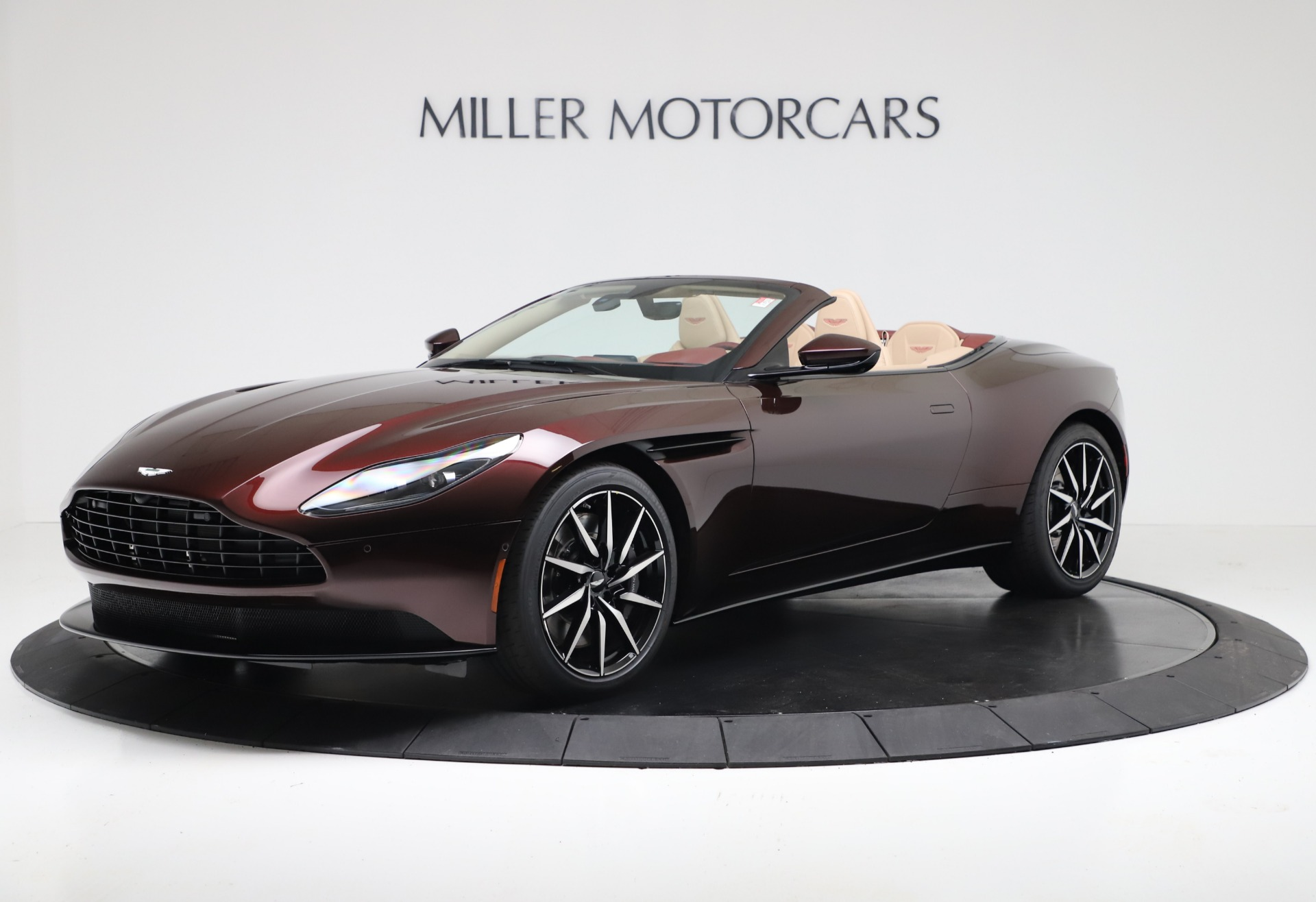 Used 2020 Aston Martin DB11 Volante Convertible for sale $223,900 at Maserati of Greenwich in Greenwich CT 06830 1