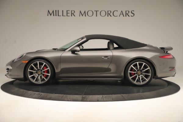 Used 2015 Porsche 911 Carrera 4S for sale Sold at Maserati of Greenwich in Greenwich CT 06830 13