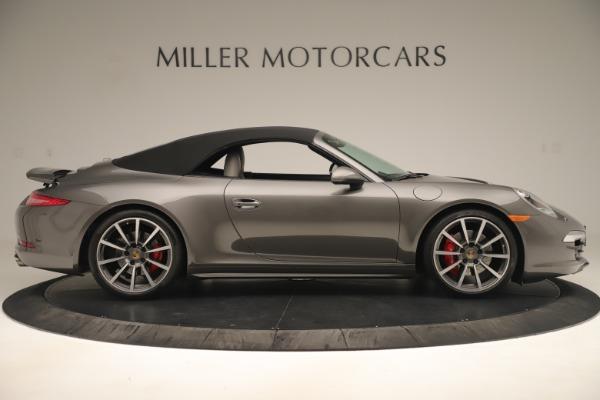 Used 2015 Porsche 911 Carrera 4S for sale Sold at Maserati of Greenwich in Greenwich CT 06830 16