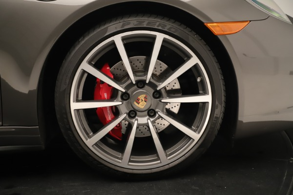 Used 2015 Porsche 911 Carrera 4S for sale Sold at Maserati of Greenwich in Greenwich CT 06830 18