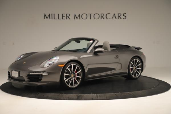 Used 2015 Porsche 911 Carrera 4S for sale Sold at Maserati of Greenwich in Greenwich CT 06830 2