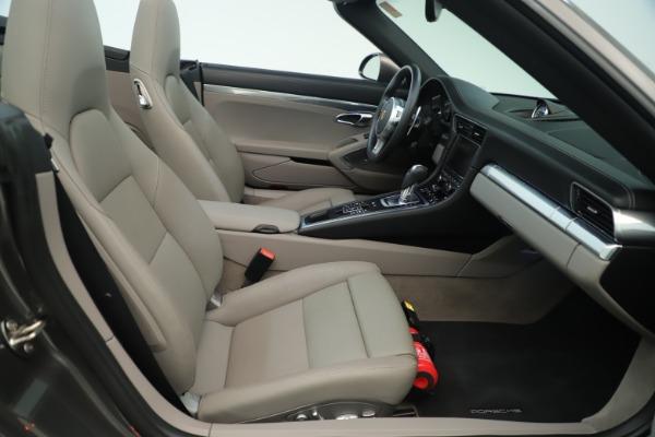 Used 2015 Porsche 911 Carrera 4S for sale Sold at Maserati of Greenwich in Greenwich CT 06830 23