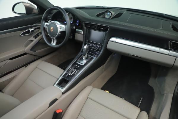 Used 2015 Porsche 911 Carrera 4S for sale Sold at Maserati of Greenwich in Greenwich CT 06830 24