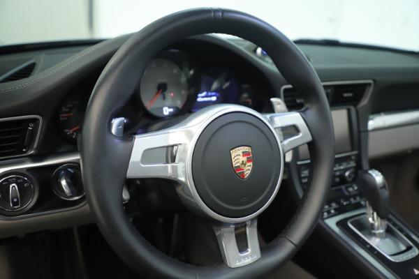 Used 2015 Porsche 911 Carrera 4S for sale Sold at Maserati of Greenwich in Greenwich CT 06830 28