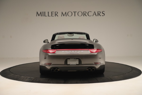 Used 2015 Porsche 911 Carrera 4S for sale Sold at Maserati of Greenwich in Greenwich CT 06830 6