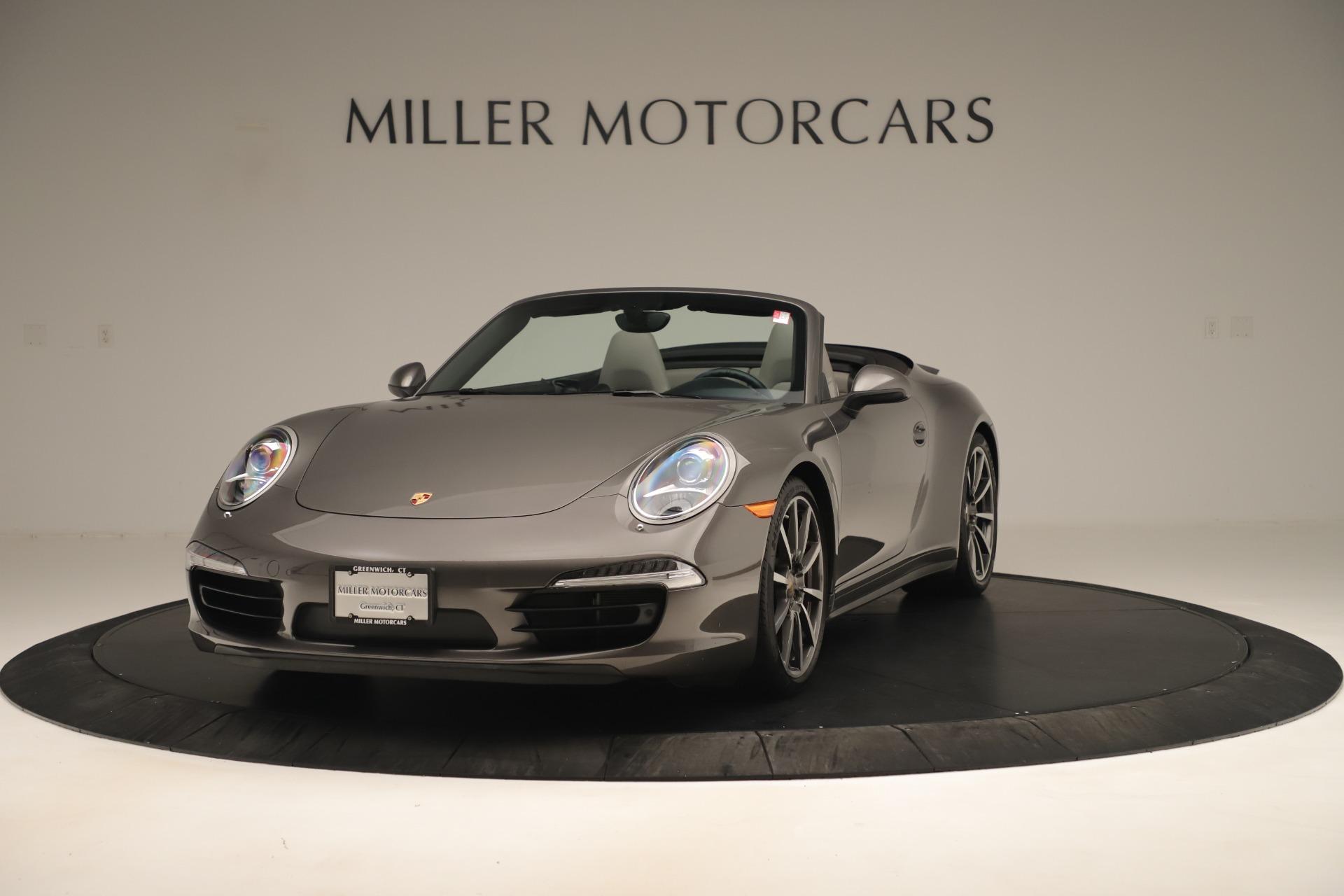 Used 2015 Porsche 911 Carrera 4S for sale Sold at Maserati of Greenwich in Greenwich CT 06830 1