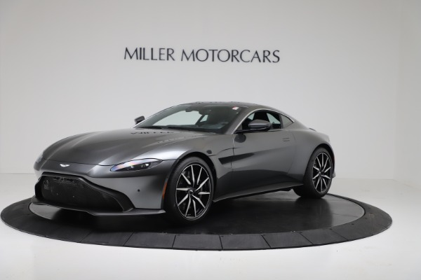 Used 2020 Aston Martin Vantage Coupe for sale $123,900 at Maserati of Greenwich in Greenwich CT 06830 17