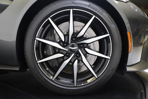 Used 2020 Aston Martin Vantage Coupe for sale $123,900 at Maserati of Greenwich in Greenwich CT 06830 18