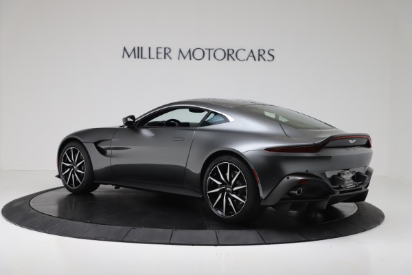 Used 2020 Aston Martin Vantage Coupe for sale $123,900 at Maserati of Greenwich in Greenwich CT 06830 3