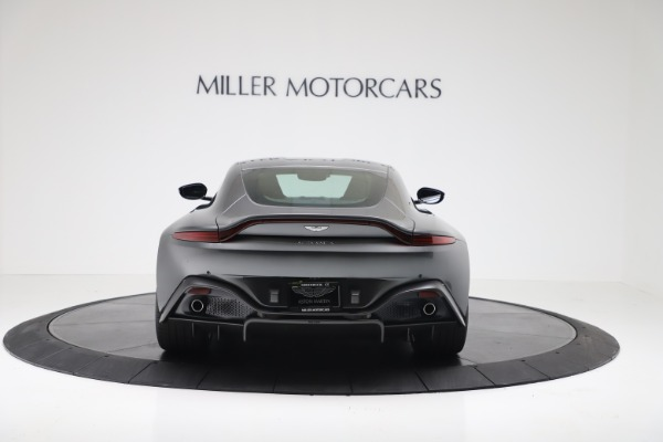 New 2020 Aston Martin Vantage Coupe for sale Sold at Maserati of Greenwich in Greenwich CT 06830 4