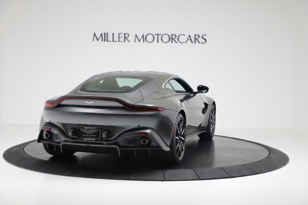 Used 2020 Aston Martin Vantage Coupe for sale $123,900 at Maserati of Greenwich in Greenwich CT 06830 5