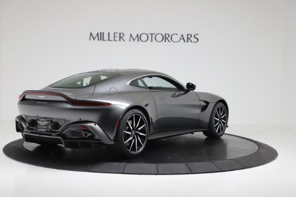 Used 2020 Aston Martin Vantage Coupe for sale $123,900 at Maserati of Greenwich in Greenwich CT 06830 6