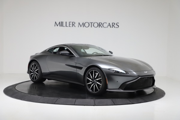 Used 2020 Aston Martin Vantage Coupe for sale $123,900 at Maserati of Greenwich in Greenwich CT 06830 9