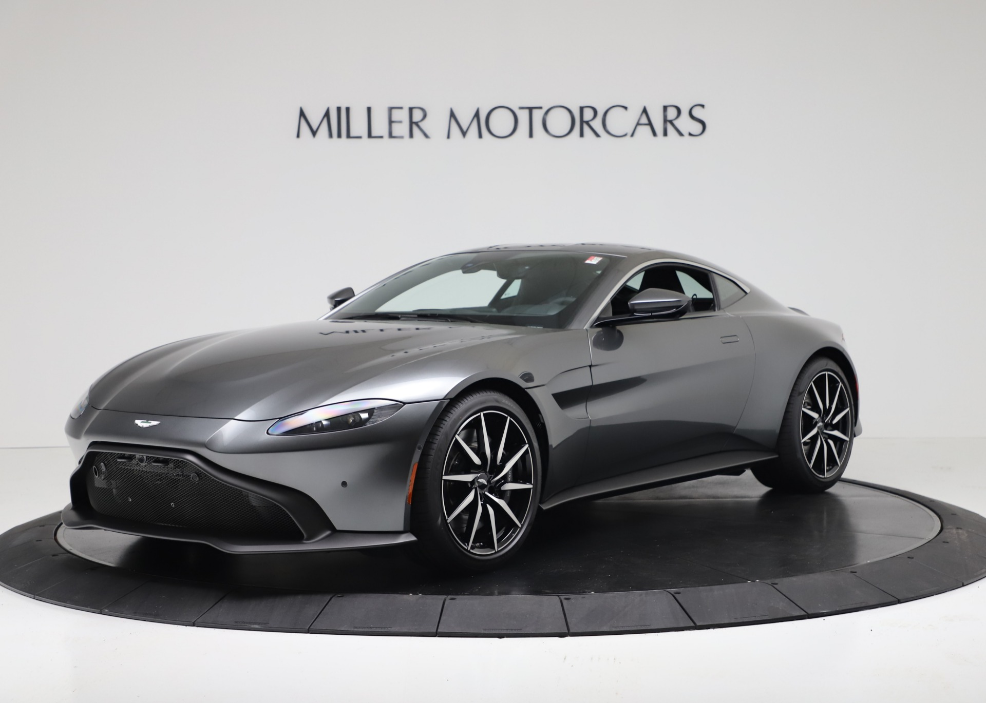 Used 2020 Aston Martin Vantage Coupe for sale $123,900 at Maserati of Greenwich in Greenwich CT 06830 1