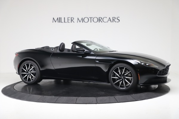 New 2020 Aston Martin DB11 Convertible for sale $250,446 at Maserati of Greenwich in Greenwich CT 06830 10