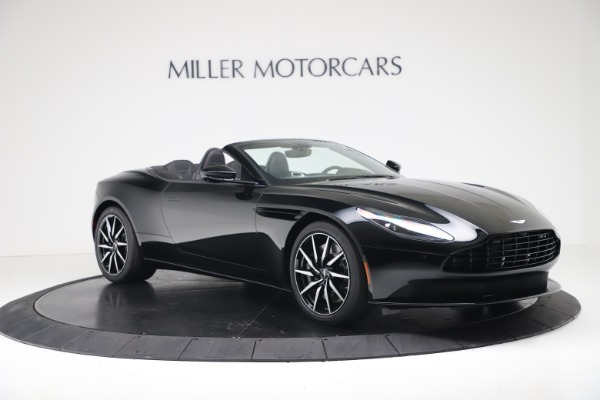 New 2020 Aston Martin DB11 Convertible for sale $250,446 at Maserati of Greenwich in Greenwich CT 06830 11