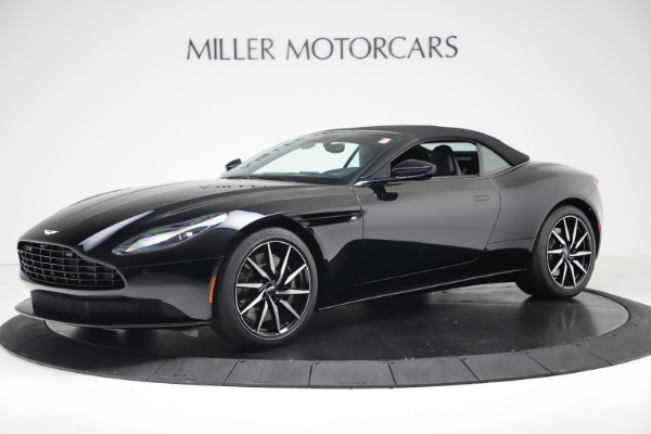 New 2020 Aston Martin DB11 Convertible for sale $250,446 at Maserati of Greenwich in Greenwich CT 06830 13