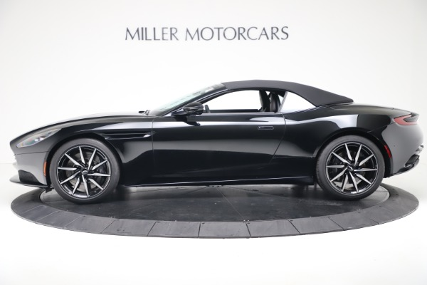 New 2020 Aston Martin DB11 Convertible for sale $250,446 at Maserati of Greenwich in Greenwich CT 06830 14