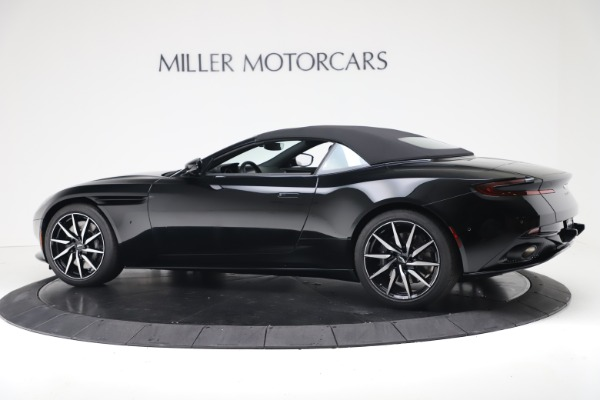 New 2020 Aston Martin DB11 Convertible for sale $250,446 at Maserati of Greenwich in Greenwich CT 06830 15