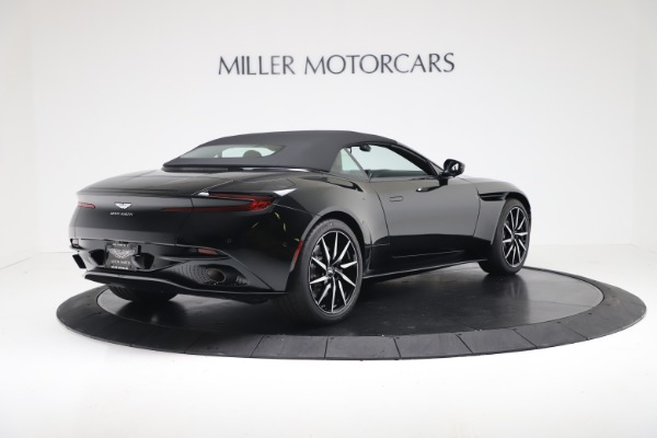 New 2020 Aston Martin DB11 Convertible for sale $250,446 at Maserati of Greenwich in Greenwich CT 06830 16