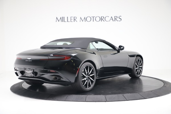 New 2020 Aston Martin DB11 Convertible for sale $250,446 at Maserati of Greenwich in Greenwich CT 06830 17
