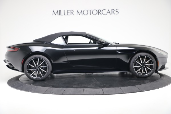 New 2020 Aston Martin DB11 Convertible for sale $250,446 at Maserati of Greenwich in Greenwich CT 06830 18