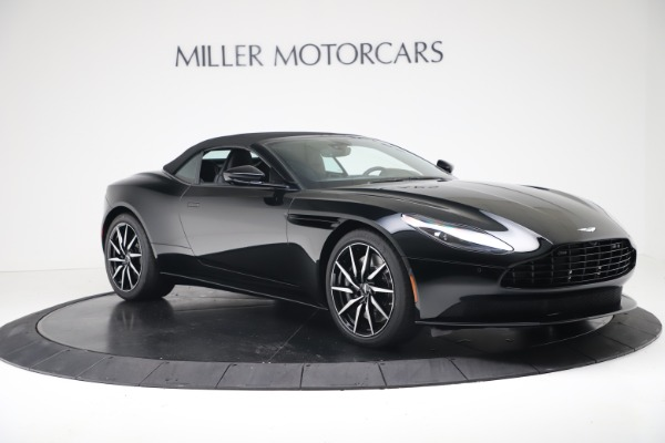 New 2020 Aston Martin DB11 Convertible for sale $250,446 at Maserati of Greenwich in Greenwich CT 06830 19