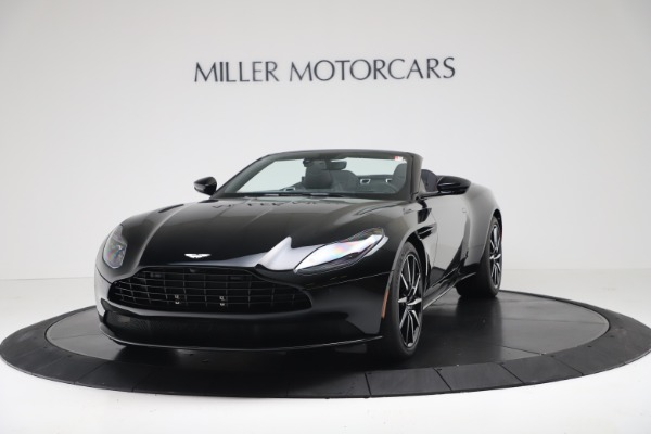 New 2020 Aston Martin DB11 Convertible for sale $250,446 at Maserati of Greenwich in Greenwich CT 06830 2