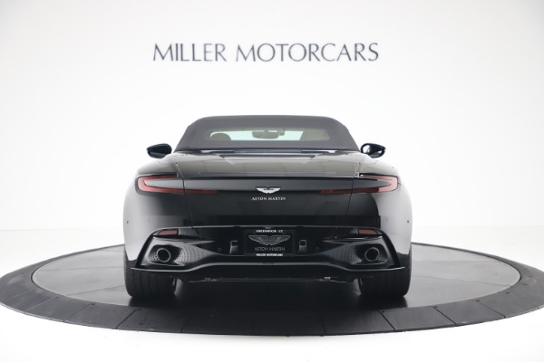 New 2020 Aston Martin DB11 Convertible for sale $250,446 at Maserati of Greenwich in Greenwich CT 06830 20
