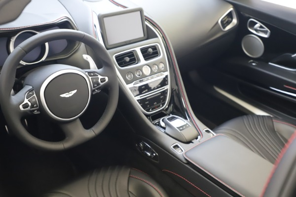 New 2020 Aston Martin DB11 Convertible for sale $250,446 at Maserati of Greenwich in Greenwich CT 06830 21