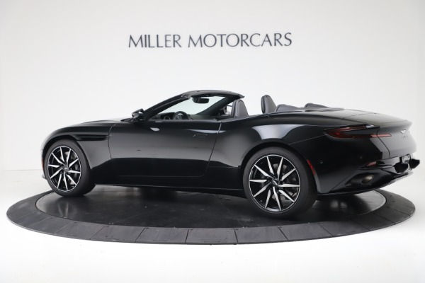 New 2020 Aston Martin DB11 Convertible for sale $250,446 at Maserati of Greenwich in Greenwich CT 06830 4