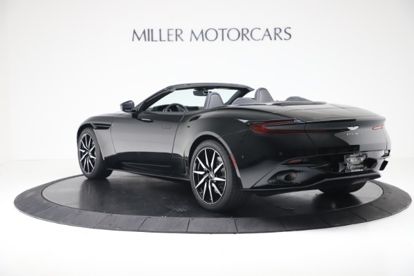 New 2020 Aston Martin DB11 Convertible for sale $250,446 at Maserati of Greenwich in Greenwich CT 06830 5