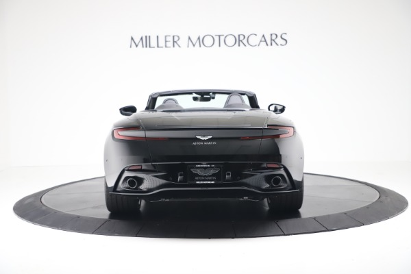 New 2020 Aston Martin DB11 Convertible for sale $250,446 at Maserati of Greenwich in Greenwich CT 06830 6