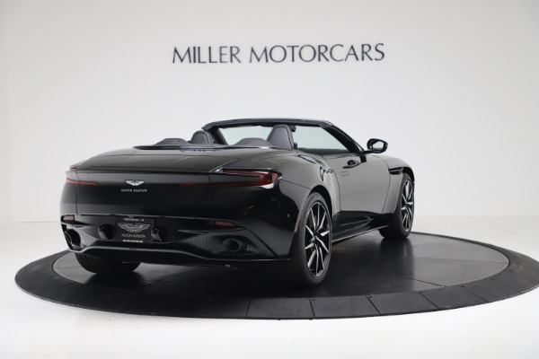 New 2020 Aston Martin DB11 Convertible for sale $250,446 at Maserati of Greenwich in Greenwich CT 06830 7