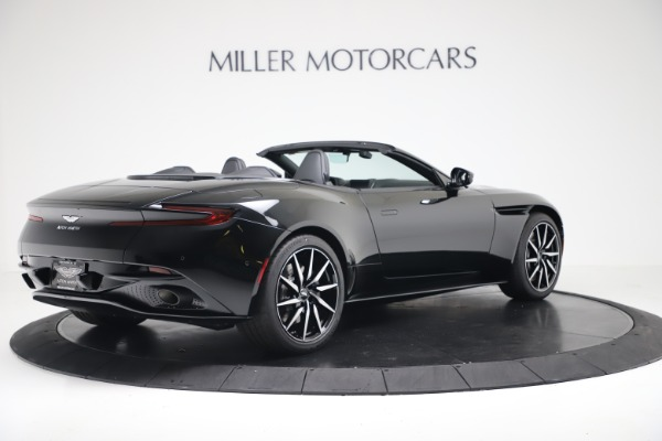 New 2020 Aston Martin DB11 Convertible for sale $250,446 at Maserati of Greenwich in Greenwich CT 06830 8