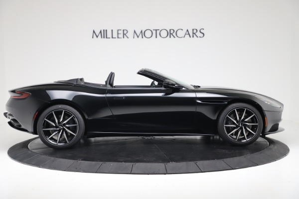 New 2020 Aston Martin DB11 Convertible for sale $250,446 at Maserati of Greenwich in Greenwich CT 06830 9