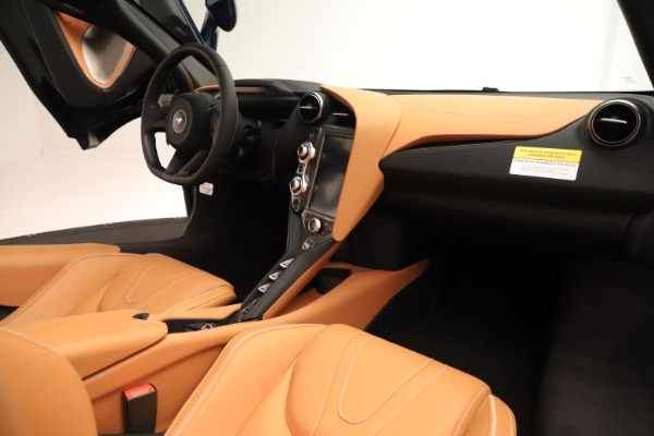 New 2020 McLaren 720S Spider Convertible for sale $372,250 at Maserati of Greenwich in Greenwich CT 06830 15