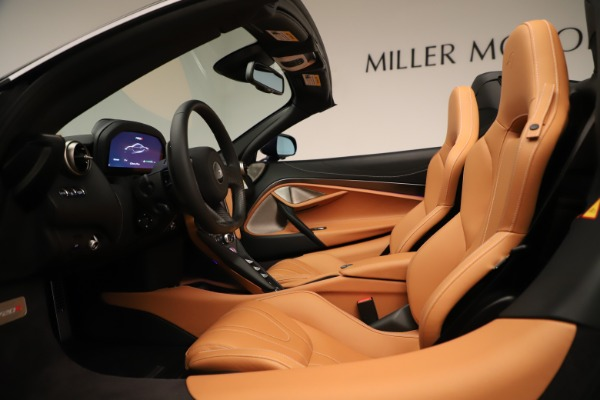 New 2020 McLaren 720S Spider for sale $372,250 at Maserati of Greenwich in Greenwich CT 06830 17