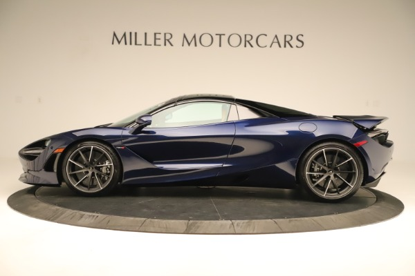 New 2020 McLaren 720S Spider Convertible for sale $372,250 at Maserati of Greenwich in Greenwich CT 06830 19