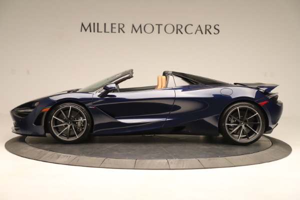 New 2020 McLaren 720S Spider for sale $372,250 at Maserati of Greenwich in Greenwich CT 06830 2