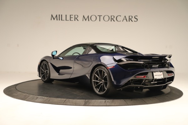 New 2020 McLaren 720S Spider Convertible for sale $372,250 at Maserati of Greenwich in Greenwich CT 06830 20