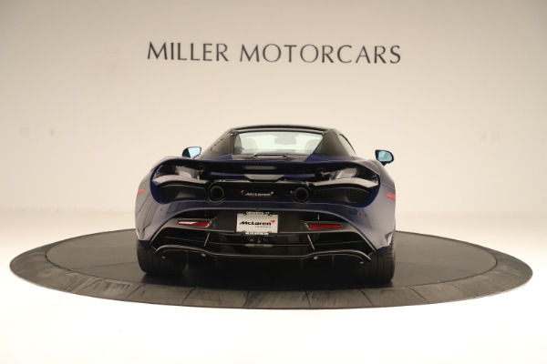 New 2020 McLaren 720S Spider Convertible for sale $372,250 at Maserati of Greenwich in Greenwich CT 06830 21